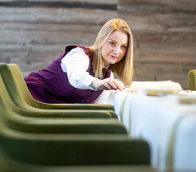 Friederike, Ausbildung, Moin Future; Foto: Tamme