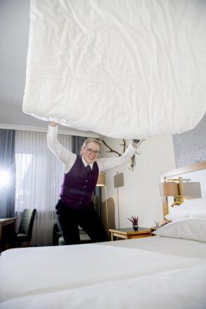 Johanna Ausbildung zur Hotelfachfrau in Hanstedt