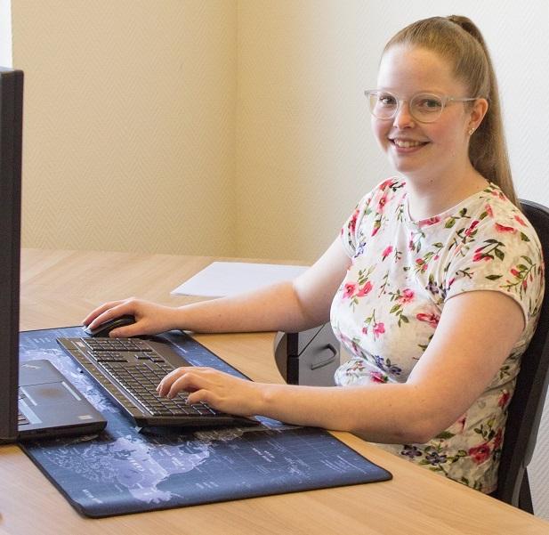 Sarah Thiele Ausbildung zur Fachinformatikerin in Emden